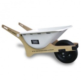 GELCHP - Wheel Barrow (white)