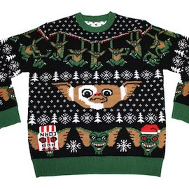 Mondo x Middle of Beyond - Gremlins Christmas sweater by Mondo
