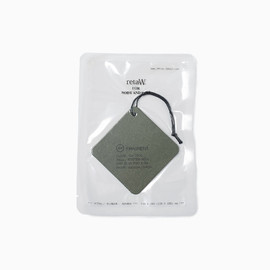 retaW, fragment design - Fragrance Car Tag OLIVE*