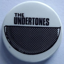 THE UNDERTONES - 70`s/80`s Button Badge Pin