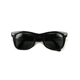 Ray-Ban - Ray-Ban Black Foldable Sunglasses RB4105 Made in Italy