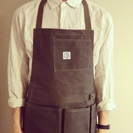 Ends and Means - E&M x Cassidy & The Derby Utility Apron