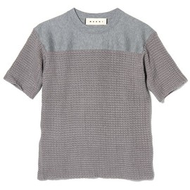 MARNI - S/S CREW NECK SWEATER