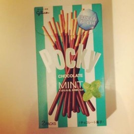 glico - Pocky/chocolate Mint