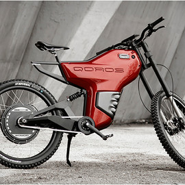 QOROS EBIQE - Electric bike