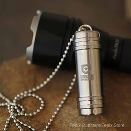 Urban Operators™ - Titanium Waterproof Capsule (Small)