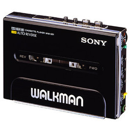 sony - Walkman WM-501