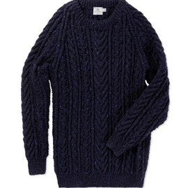 SUNSPEL - Aran Jumper