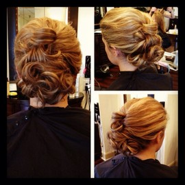 hair - Wedding/prom hair