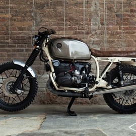 Fuel Motorcycles - STRASSE / BMW R100