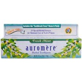 Auromere - Herbal Toothpaste Fresh Mint