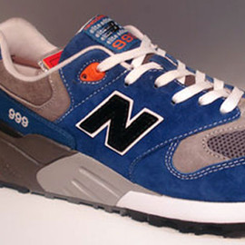 New Balance - New Balance 999 Elite Blue/Grey/Orange