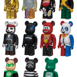 MEDICOM TOY - BE@RBRICK SERIES 22