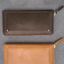 MARGARET HOWELL - LEATHER WALLET