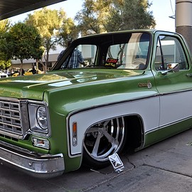 Gas Monkey Garage - CHEVROLET C10