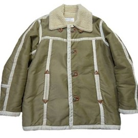 General Research - JACKET, COTTON SUEDO REINFORCED TAPE