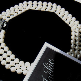 FranklinMint  - pearl necklace
