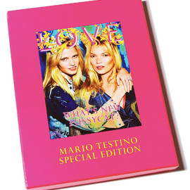 Condé Nast - LOVE Magazine / Issue 7, Mario Testino Special Edition, 2012 SS