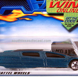 Mattel - Hot Wheels: Syd Mead's Sentinel 400 Limo