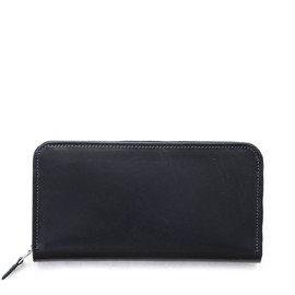 Whitehouse Cox - ホワイトハウスコックス | S2622 LONG ZIP WALLET / BRIDLE×LONDON CALF