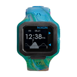NIXON - THE SUPERTIDE/Marbled Multi