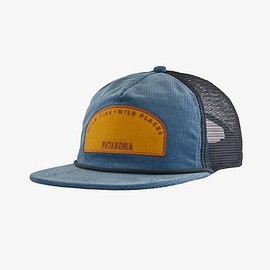 patagonia - Fly Catcher Hat - Tombstone: Pigeon Blue TPIB