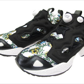 Reebok - Insta Pump Fury Hawaiian Pack