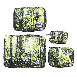THE NORTH FACE PURPLE LABEL - Forest Print Packing Cases