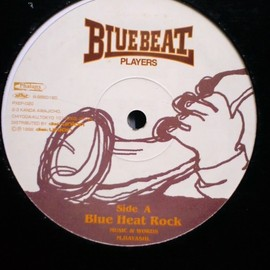 BLUE BEAT PLAYERS - Blue Heat Rock / Phalanx
