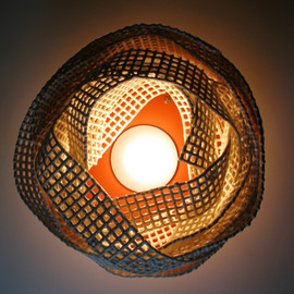 Scott Daniel - Clay Celling Lamp