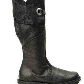 trippen - Trippen Closed Boot - Warrior Warrior-Blk