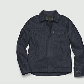 Levi's Commuter, Jacquard by Google - Trucker Jacket