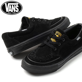 VANS - CREEPERS OX BLACK