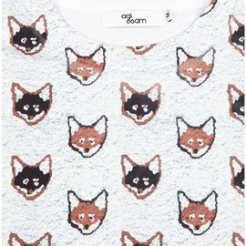 Agi & Sam - Men's Fox Carpet T-Shirt