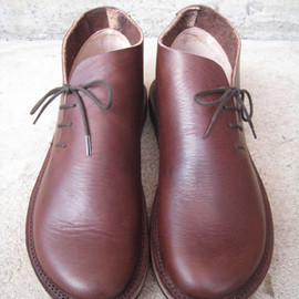 forest shoemaker - High cut type / Dark Brown