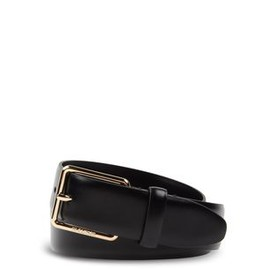 JIL SANDER - Leather Belt