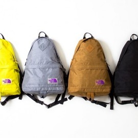 The North Face Purple Label Fall/Winter 2012 Bag Series