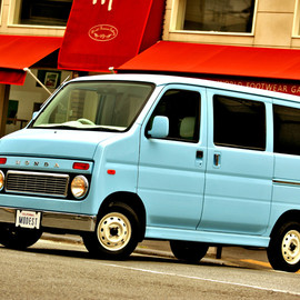 Honda - PocketVan【VamosCustom】