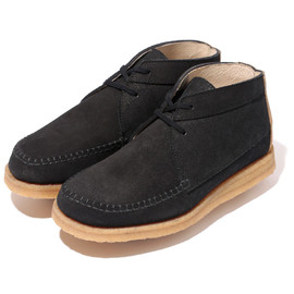 A BATHING APE - SUEDE MOCCASIN