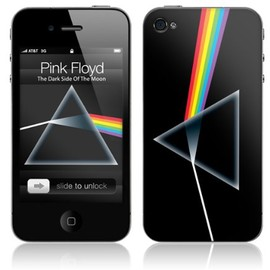 Music Skins - Pink Floyd iPhone4用フィルム