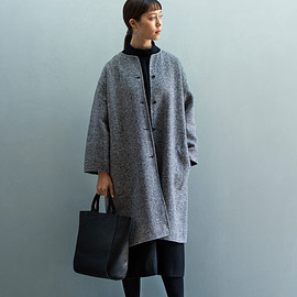 ARTS&SCIENCE - Boxy Long Coat Middle