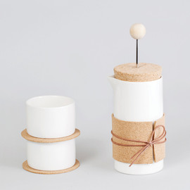 Kristine Bjaadal - siska slow coffee collection