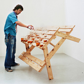 James Hopkins - Balanced Beer Table