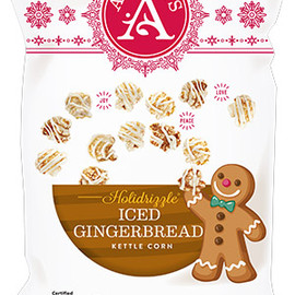 Angie's Popcorn - Holidrizzle Iced Gingerbread