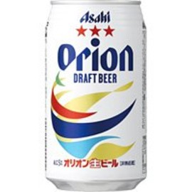 Asahi - ORION DRAFT BEER 350ML
