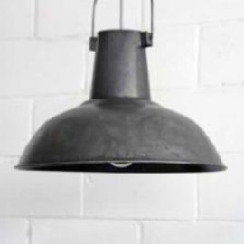 Rockett St George - Large Vintage Ceiling Lamp Shades