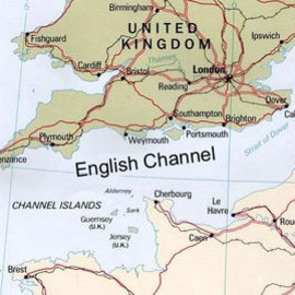 Sea - The English Channel