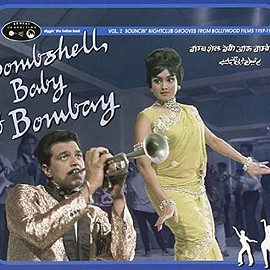 Various Artists - Bombshell Baby of Bombay: Bouncin Nightclub Soundtrack, Import