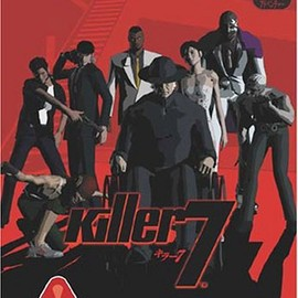 GRASSHOPPER MANUFACTURE - killer7