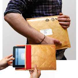 SECRET IPAD SLEEVE